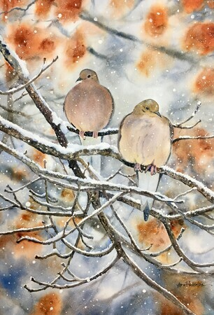 The Mourning Doves